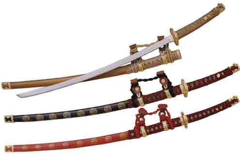 Fabricación de la espada del samurai - una breve historia
